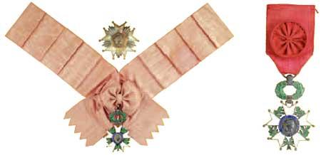 法國大十字榮譽勳章(一等)