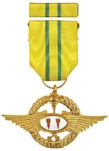 二等宣威獎章