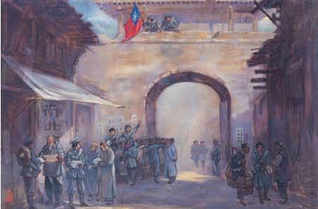 北伐女青年軍