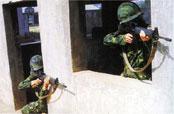 嚴格訓練要求-陸軍
