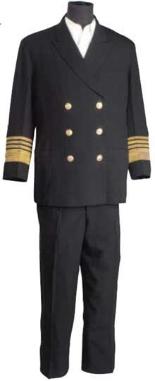 馬紀壯海軍冬常服