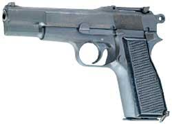 加拿大造9公釐自動手槍