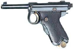 日本造小南部式7公釐手槍