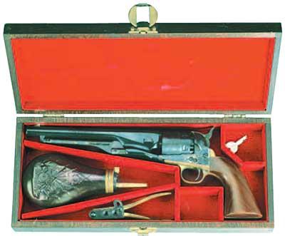 義大利造仿古0.44吋右輪手槍